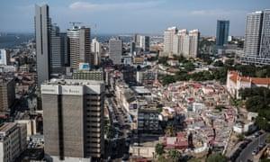 Angola | World | The Guardian