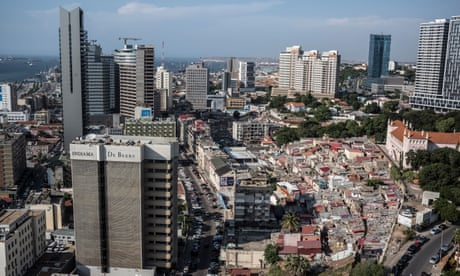 After the oil boom: Luanda faces stark inequality – photo essay
