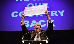 Want to stop Nigel Farage storming the European elections