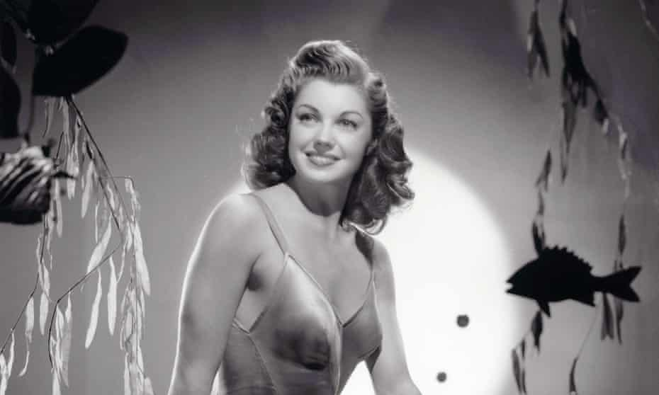 Actor Esther Williams in 1944
