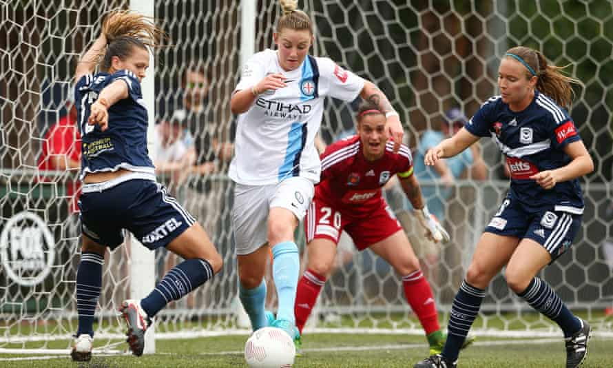 Melbourne City striker Larissa Crummer was forced to pull out of the Matildas' recent Olympic qualifying tournament after sustained a knee injury.