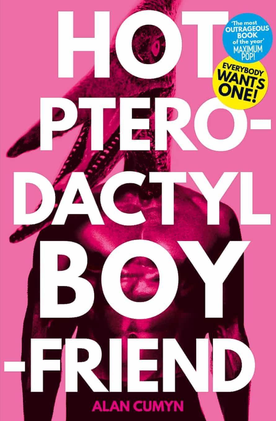Hot Pterodactyl Boyfriend
