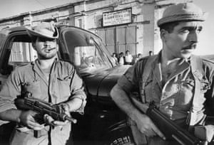 Israeli troops in Bethlehem, June 1967