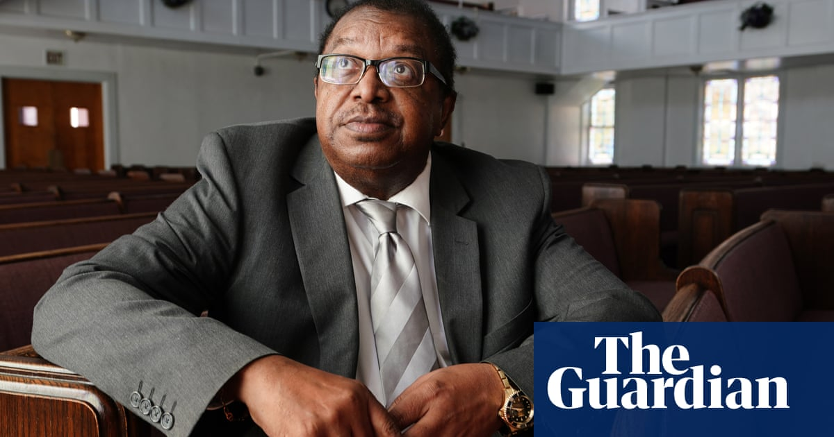 Georgia's Black churches are horrified by Republican voter suppression – and ready to fight