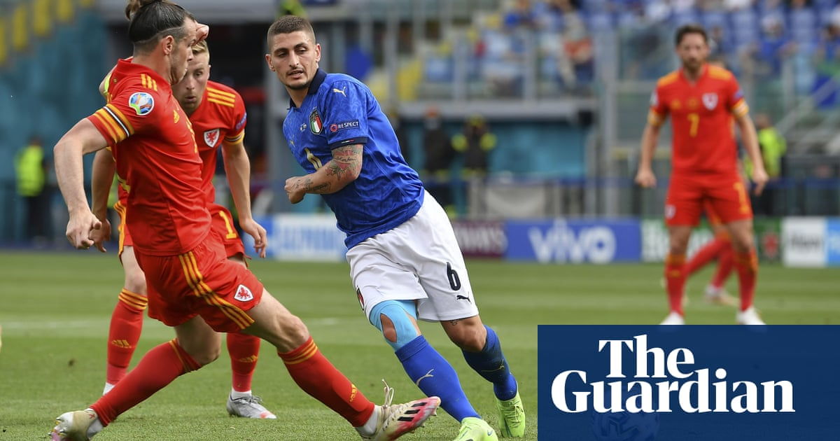 Velvety Verratti adds a sprinkling of magic to make Italy the team to fear