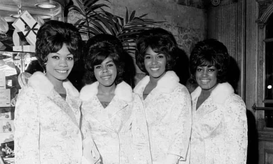 The Shirelles … the first to nail it?
