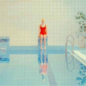 Plant Swimming Pool by Mária Švarbová