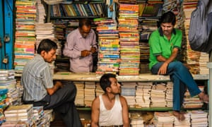 Long read ... running for 1.5km, Kolkata's secondhand book market is the largest in the world.