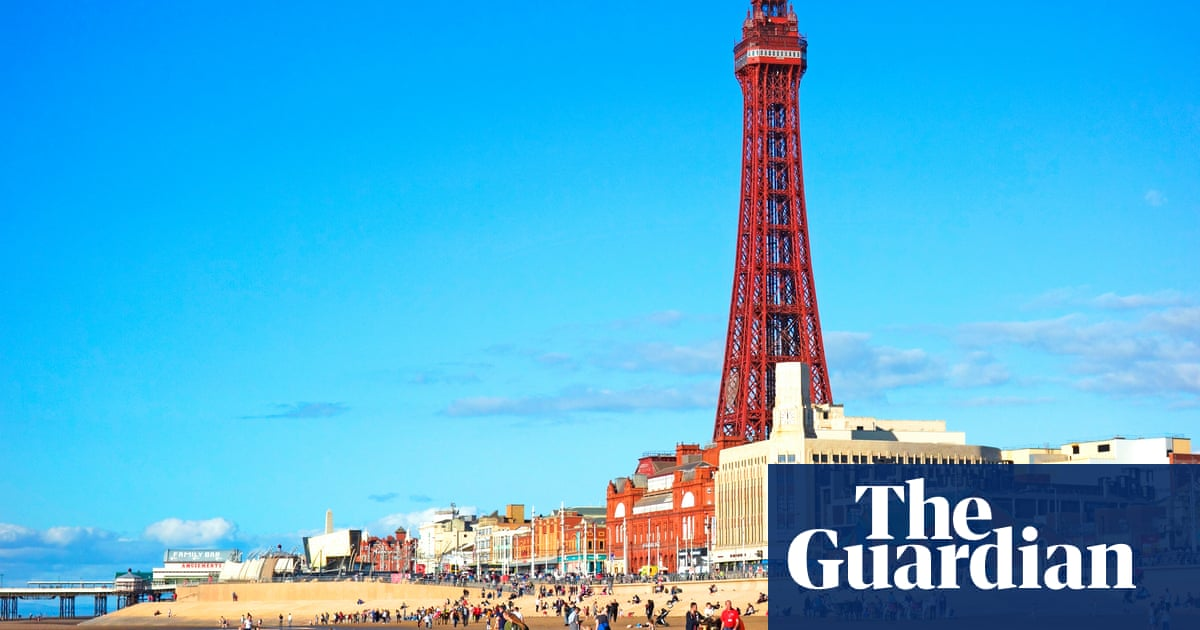 Booming Blackpool: the musical rebirth sweeping Britain's