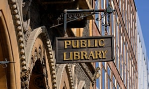Hereford public library.