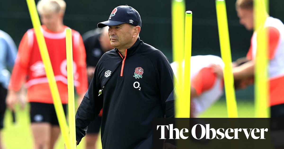 Eddie Jones' autumn England squad shaped by 'trends of game' and law trials