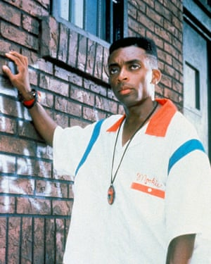 New York stories … Spike Lee in Do the Right Thing.