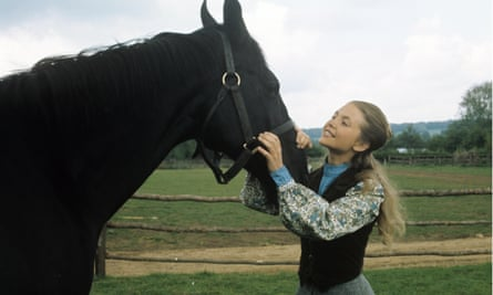 The Adventures of Black Beauty, 1972, which starred Judi Bowker, was a Sunday teatime hit.