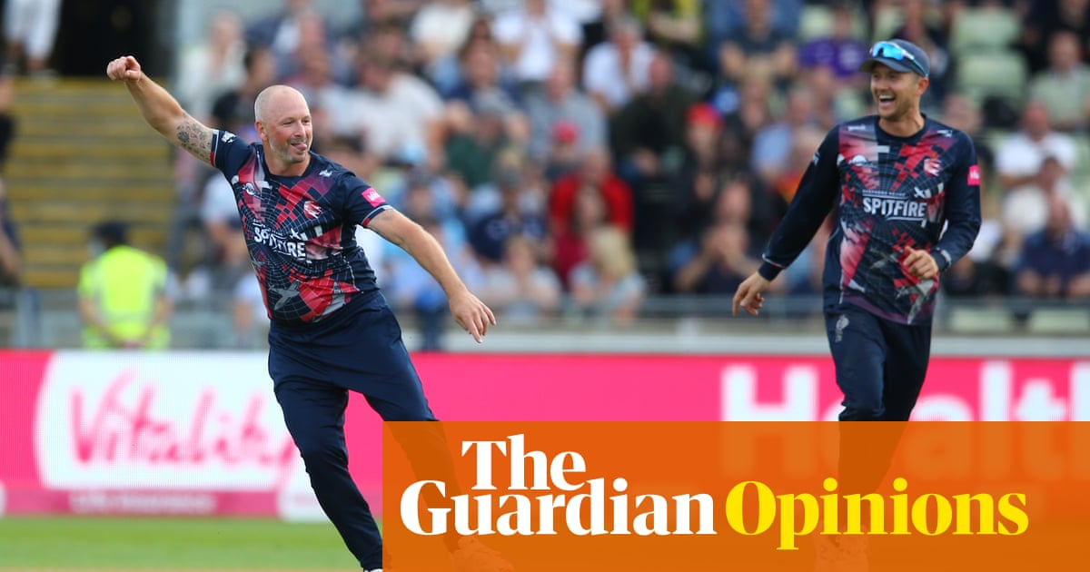 Kent's Blast triumph a rare authentic moment in an endless sprawl of cricket | Jonathan Liew