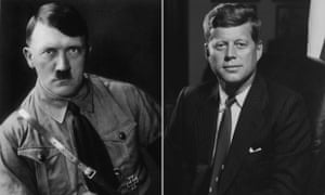 Counterfactual targets: Adolf Hitler and John F Kennedy