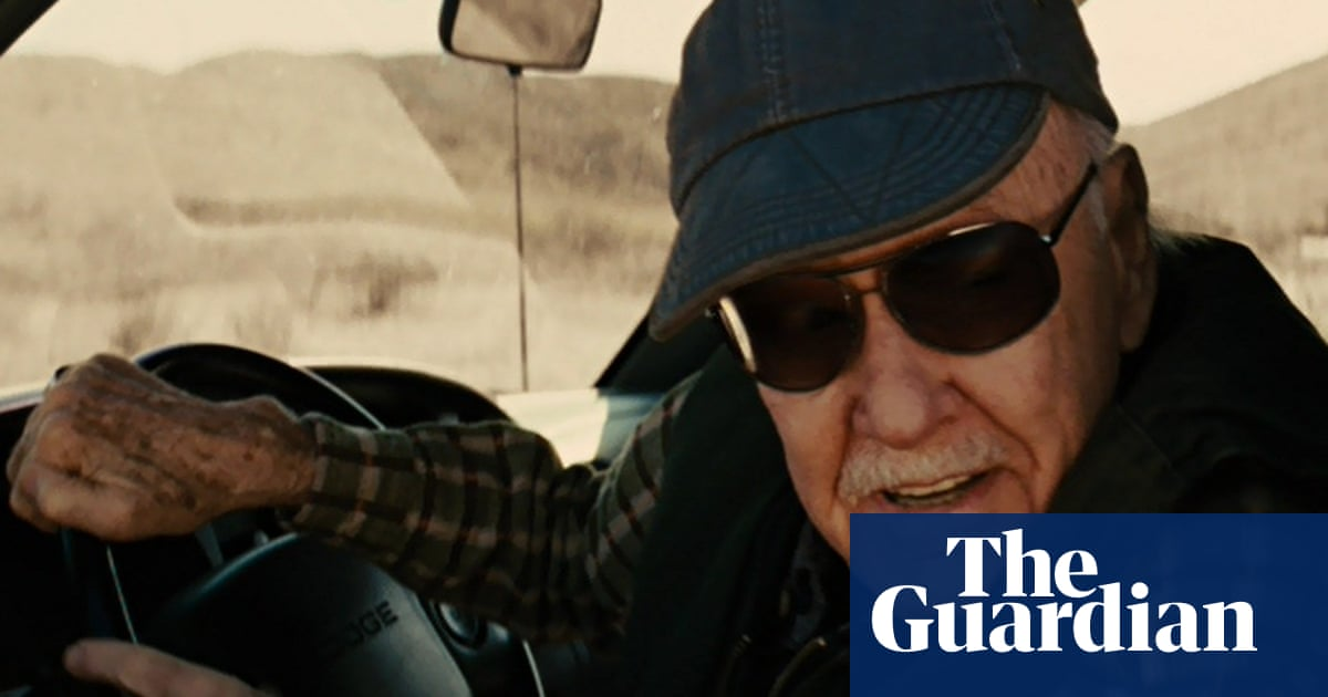 26b6cff9608 From X-Men to Deadpool  Stan Lee s Marvel movie cameos – in pictures ...