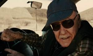 Stan Lee movie cameos - Thor