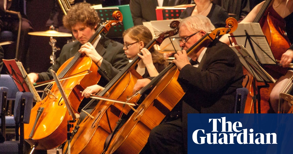 The Great Orchestra Challenge  the TV show uncovering the UK s part-time  musicians. Amateur orchestras ... 635703d7e5da7