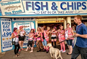 Fish & Chips, 2012, Blackpool