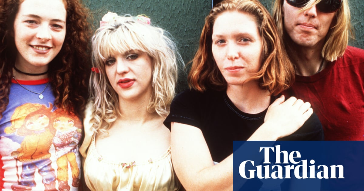 Courtney Love:' A Hole reunion? We are definitely speaking about it'