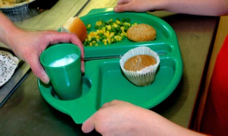 Voting against free school meals shames Britain