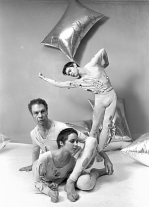 RainForest, performed by Merce Cunningham and company in 1968.