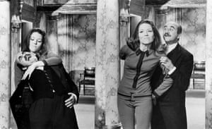 Mitchell in The Avengers' Series five in 1967