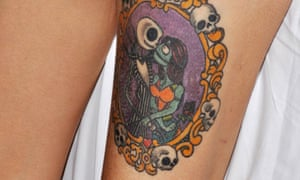 Tattoo Health Warning For People With Weakened Immune Systems