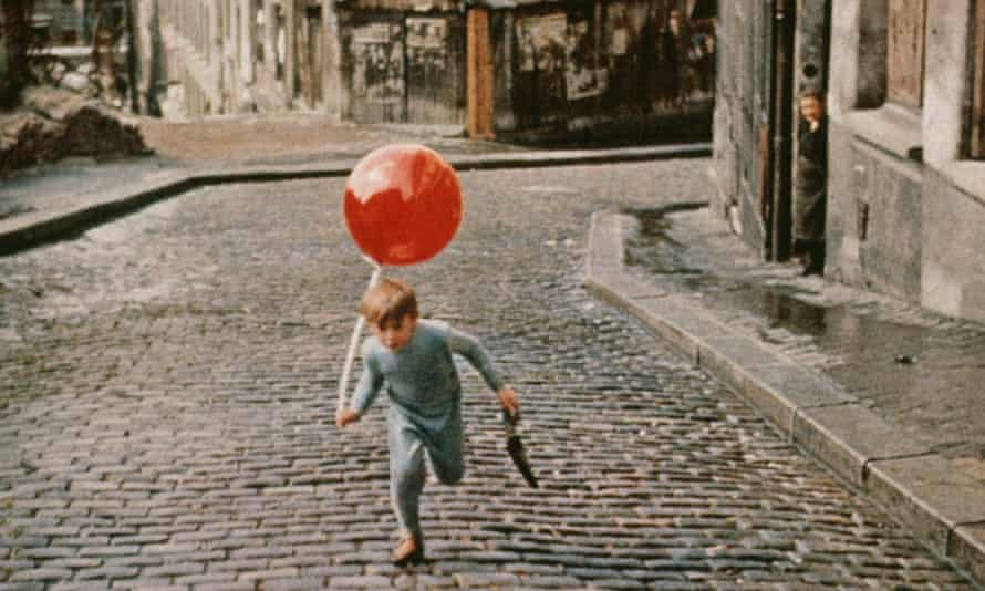 Pascal Lamorisse in The Red Balloon.
