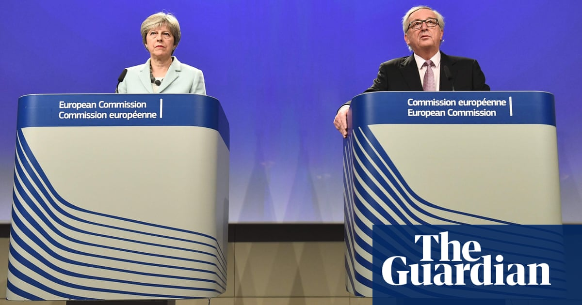 Main Points Of Agreement Between Uk And Eu In Brexit Deal Uk News