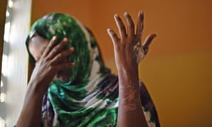 An 18-year-old victim of forced marriage in Somalia