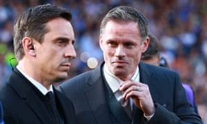Gary Neville and Jamie Carragher will reunite for Sky's Monday Night Football after the latter's suspension.