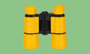 Binoculars, £10, nationaltrust.org.uk