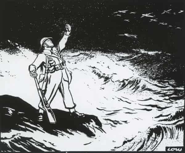 1940 David Lowe cartoon