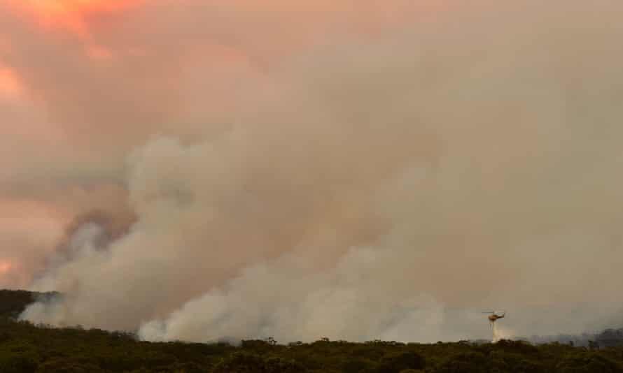 Bushfire Bargo