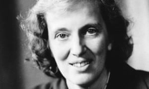 Dorothy Crowfoot Hodgkin, the only British woman to have won a Nobel prize for science.