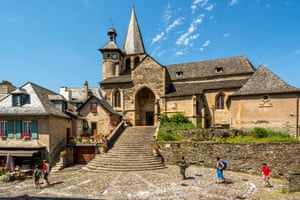Church of Estaing