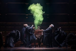 Albus and Scorpius make a stink in potions class