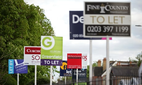 UK's renting millennials face homelessness crisis when they retire