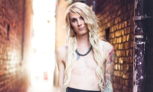 Courtney Demone, the trans woman who is challenging social network's nudity policies.