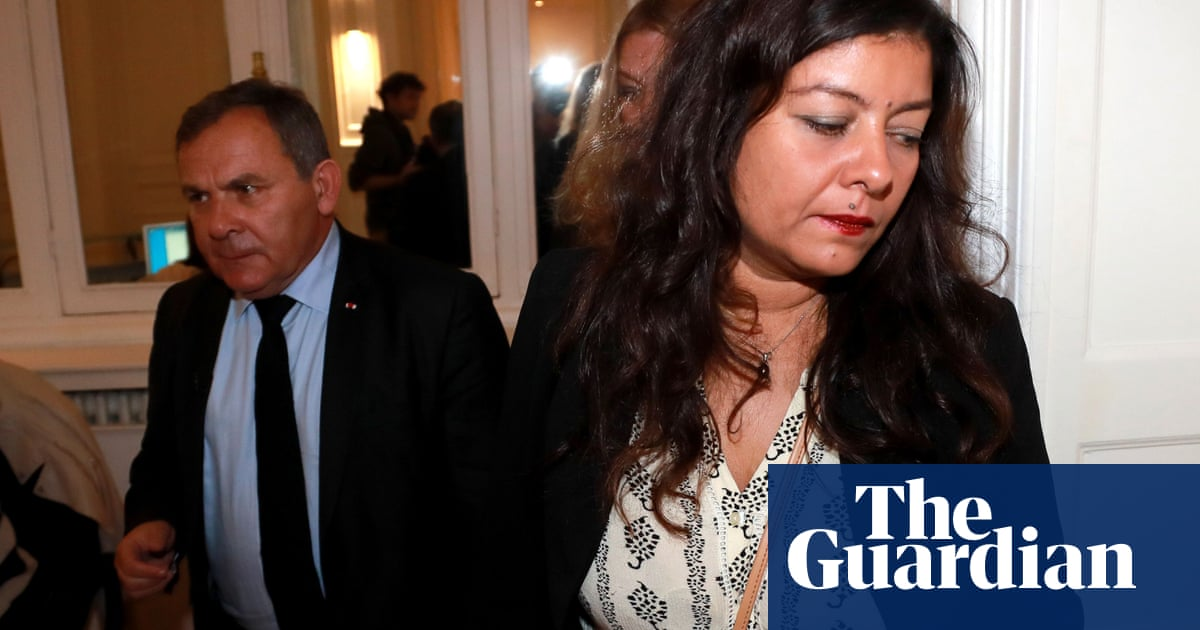 Woman behind French #MeToo found guilty of defaming media executive