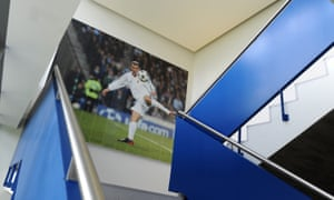 Student halls, Real Madrid style.