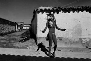 La Roja, Villafranca de los Caballeros, 1980