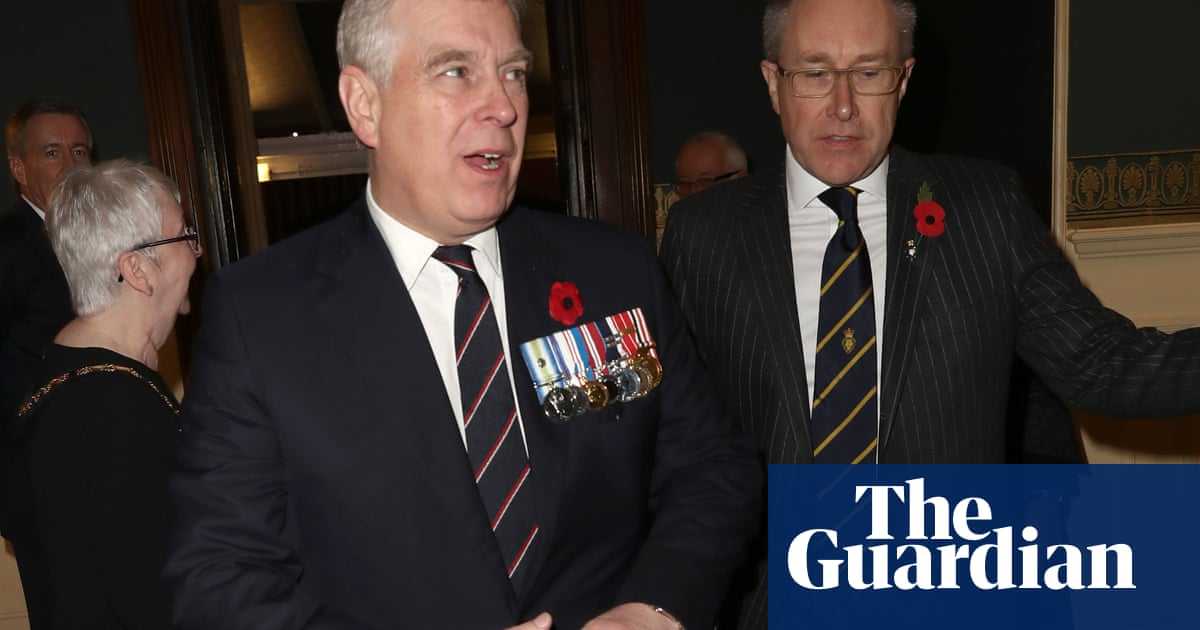 Top lawyer calls Prince Andrew BBC interview 'a catastrophic error'