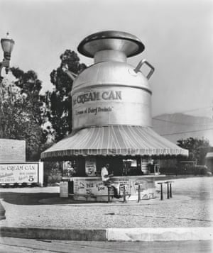 The Cream Can, Los Angeles, ca. 1928