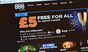 888.com screenshot