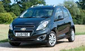 This Chevrolet loses its Spark quicker than any other car in Britain.