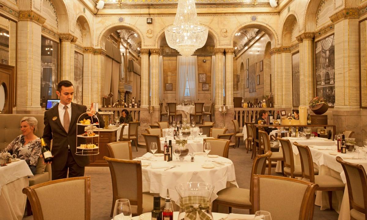 Guardian Restaurants London