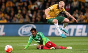 The Socceroos are scheduled to play against Bangladesh in Dhaka on 17 November.