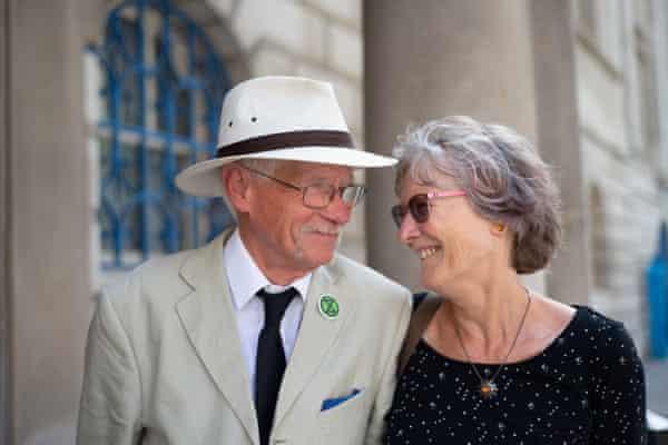 Tim and Sue Ponton